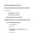 Microsoft Excel Intermediate Courseware and Workbook (2013