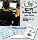 Microsoft Excel 2010 Video Tutorial Bundle Part 3 - Lessons 9-10
