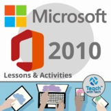 Microsoft Office 2010 Bundle Lessons & Activities