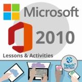 Microsoft Office 2010 Bundle Lessons & Activities