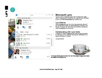 Microsoft Office 365 Web Apps: Lync Setup and Configuration