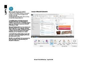 Microsoft Office 365 Web Apps: Outlook Online