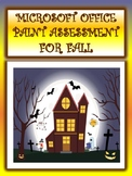 MICROSOFT OFFICE PAINT ASSESSMENT FOR FALL