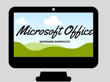 Microsoft Office Shortcut keys