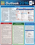 Microsoft Outlook 2016 - QuickStudy Guide