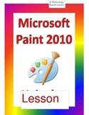 Microsoft Paint Program Lesson 2