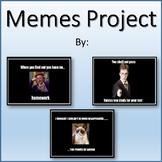 Microsoft PowerPoint 2013 Skills - Memes Lesson