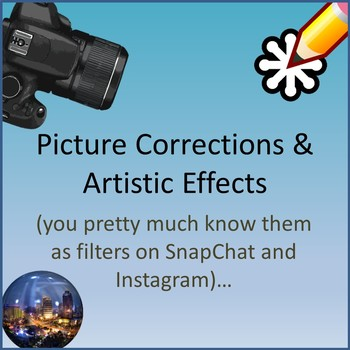 Microsoft PowerPoint 2013 Skills - Picture Corrections Lesson