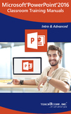 Microsoft PowerPoint 2016 Classroom Training Curriculum