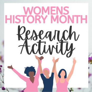 Microsoft PowerPoint Activity: Women's History Month
