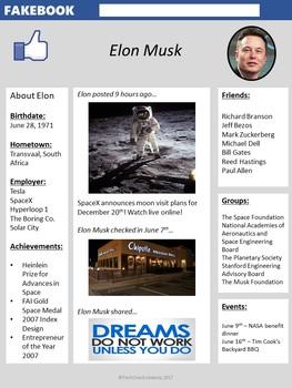 Microsoft PowerPoint Skills - Social Media Page Activity