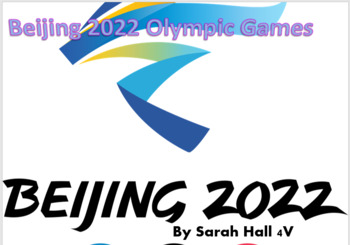 Winter Olympic 2018 Microsoft PowerPoint Computer Project