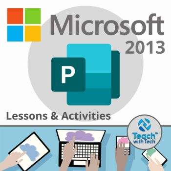 Microsoft Publisher 2013 Lesson