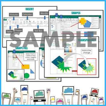 Microsoft Publisher 2016 Lesson & Activities
