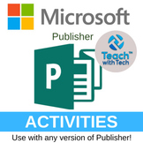 Microsoft Publisher Activities