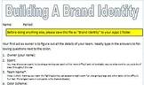 Microsoft Publisher Lesson Plan - Sports Franchise Brand Identity