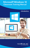 Microsoft Windows 10 Classroom Training Curriculum
