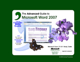 Microsoft Word 2007 Advanced -SAMPLE FILES