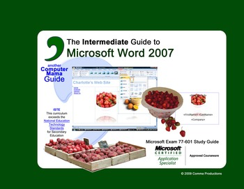 Microsoft Word 2007 Intermediate -SAMPLE FILES