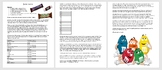 Microsoft Word 2010 Activity- Creating Tables in Word- Candy Timeline