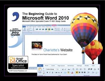 Microsoft Word 2010 Beginning