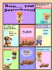 Microsoft Word Skills Comic Strip Lesson