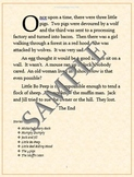 Fairy Tale Lesson Activity for Teaching Microsoft Word Skills