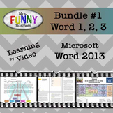 Microsoft Word 2013 Video Tutorial - Bundle #1