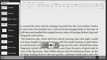 Microsoft Word 2013 Video Tutorial - Lesson 1