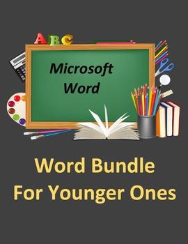 Microsoft Word Bundle – 3 Units
