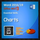 Charts in Microsoft Word
