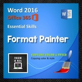 Format Painter in Microsoft Word