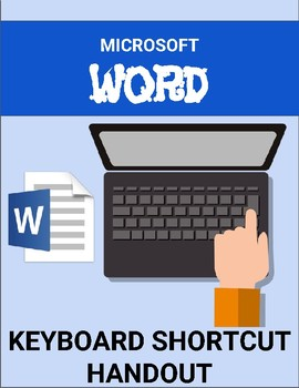 Microsoft Word - Keyboard Shortcut Handout