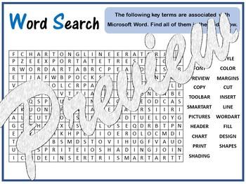 Microsoft Word - Keywords Word Search