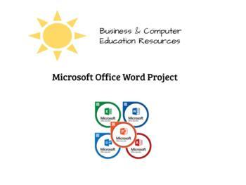 Microsoft Word Project