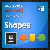 Microsoft Word: Shapes