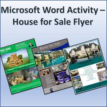 Microsoft Word Flyer Teaching Resources Teachers Pay Teachers
