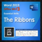 The Ribbons in Microsoft Word