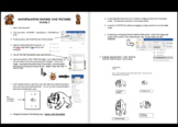 Microsoft Word Guided Tutorials - Learning Skills Through 22 Creative Activities