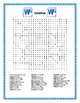Microsoft Word Word Search-  30 Words