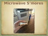 Microwave S'Mores Visual Recipe