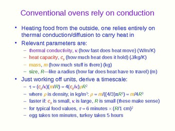 Microwave and Faraday Cages - Physics Quick Review and Presentation