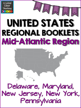 Mid-Atlantic State Region Booklet