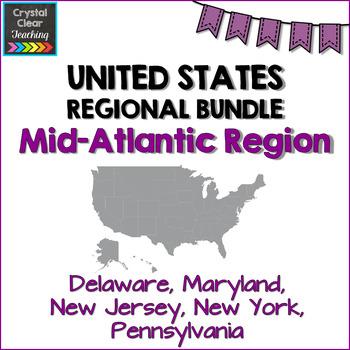 Mid-Atlantic State Region Bundle