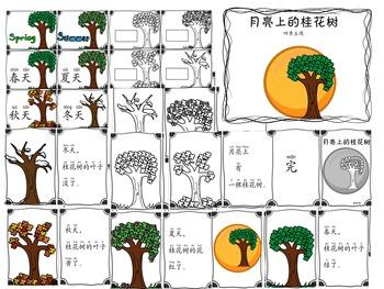 Mid-Autumn Festival teaching materials 中秋节材料包(简体)