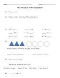 Mid-Module 1 Assessment (Engage New York, 1st Grade)