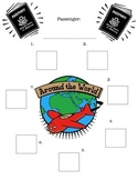 "Mid Module 2 Test ""Around the World"" Review Game Grade 5 Engage NY Eureka Math"