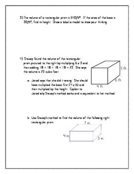 Mid Module 5 Review Sheet - Grade 5 (Eureka Math / Engage NY)