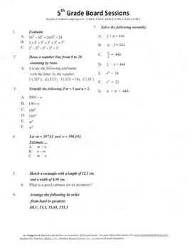 Mid. Sch. Mathematics Curriculum Director's Dream Team,Package 21,math,algebra