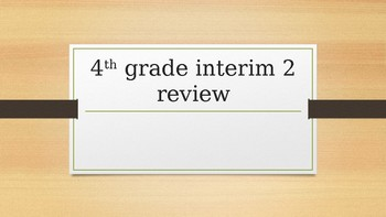 Mid-Year Benchmark Assessment